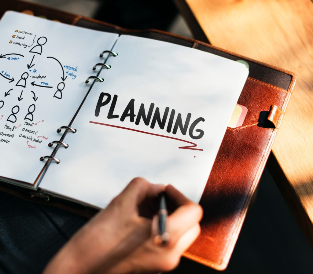 Small Business Funding Planning