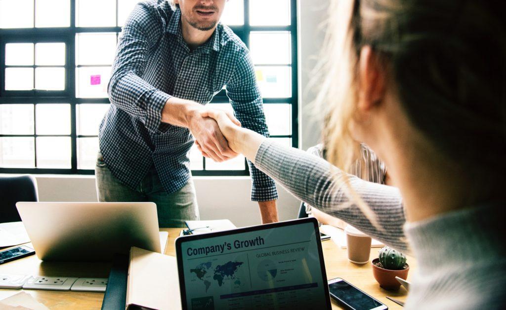 creditworthiness handshake